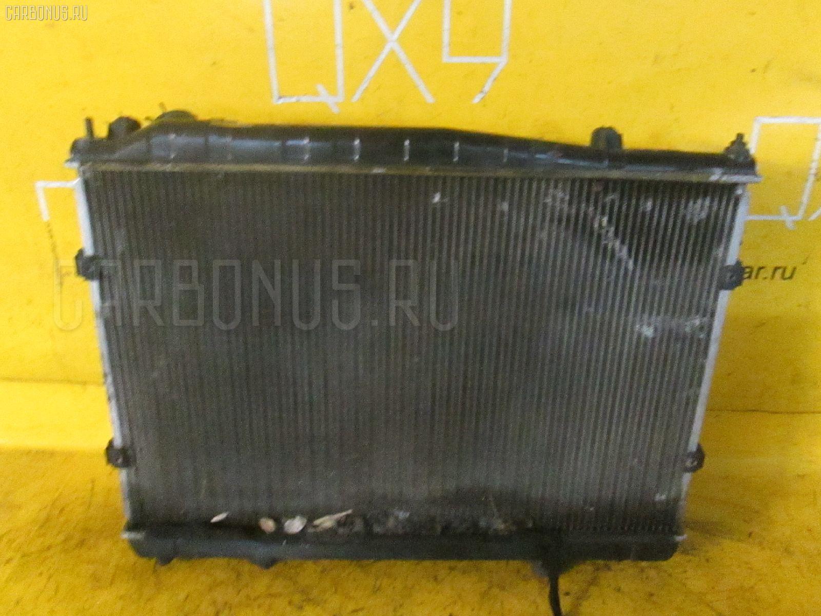Радиатор ДВС NISSAN CIMA GF50 VK45DD Фото 1
