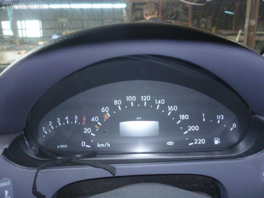Регулятор скорости мотора отопителя MERCEDES-BENZ A-CLASS W168.033 Фото 7