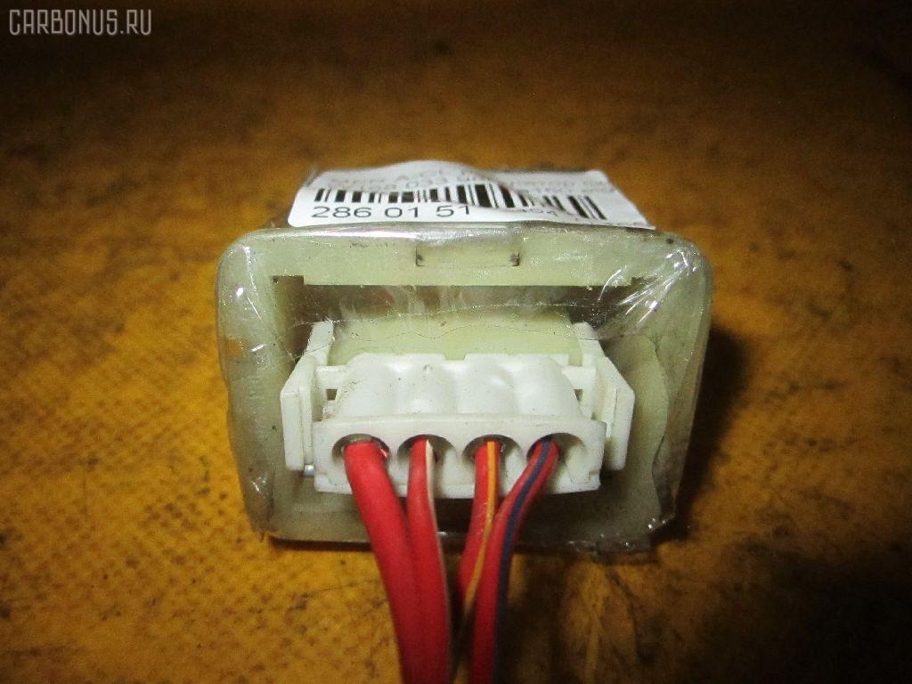 Регулятор скорости мотора отопителя MERCEDES-BENZ A-CLASS W168.033 Фото 2