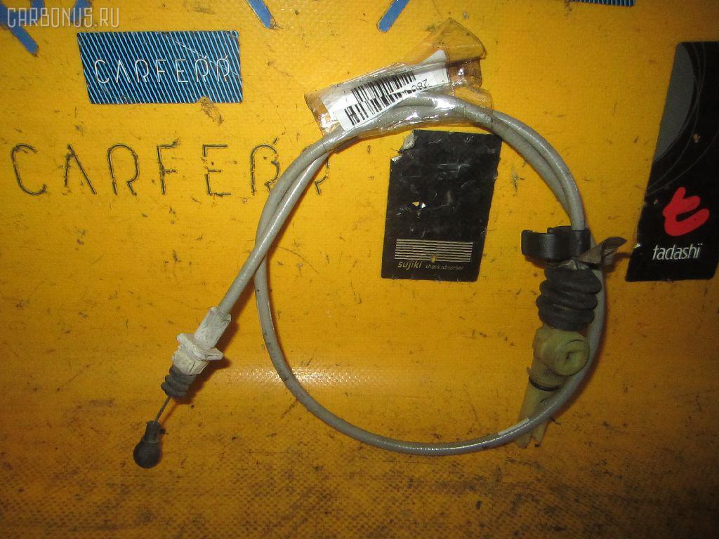 Тросик газа MERCEDES-BENZ A-CLASS W168.033 Фото 1