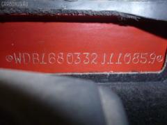 Патрубок радиатора печки MERCEDES-BENZ A-CLASS W168.033 166.960 Фото 7