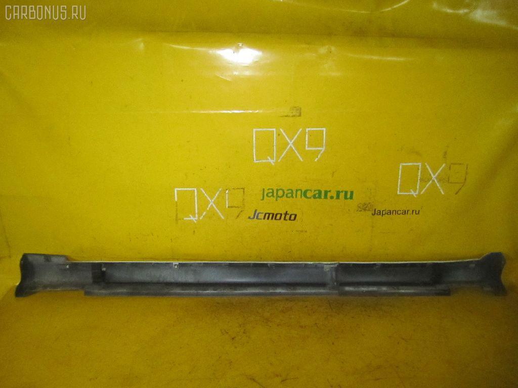 Порог кузова пластиковый ( обвес ) TOYOTA CROWN GRS180. Фото 8