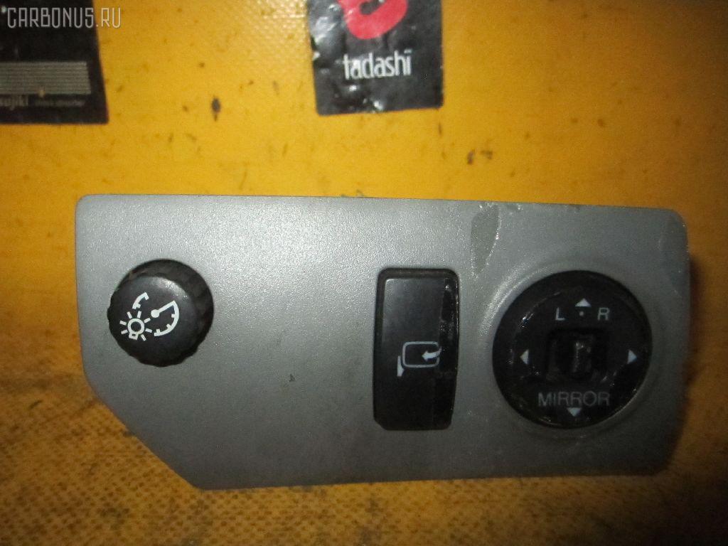 Блок управления зеркалами TOYOTA CROWN GRS180 4GR-FSE. Фото 1