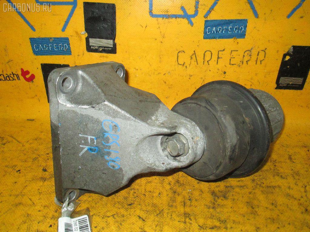 Подушка двигателя TOYOTA CROWN GRS182 3GR-FSE. Фото 8