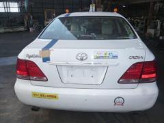 Жесткость бампера Toyota Crown GRS180 Фото 5
