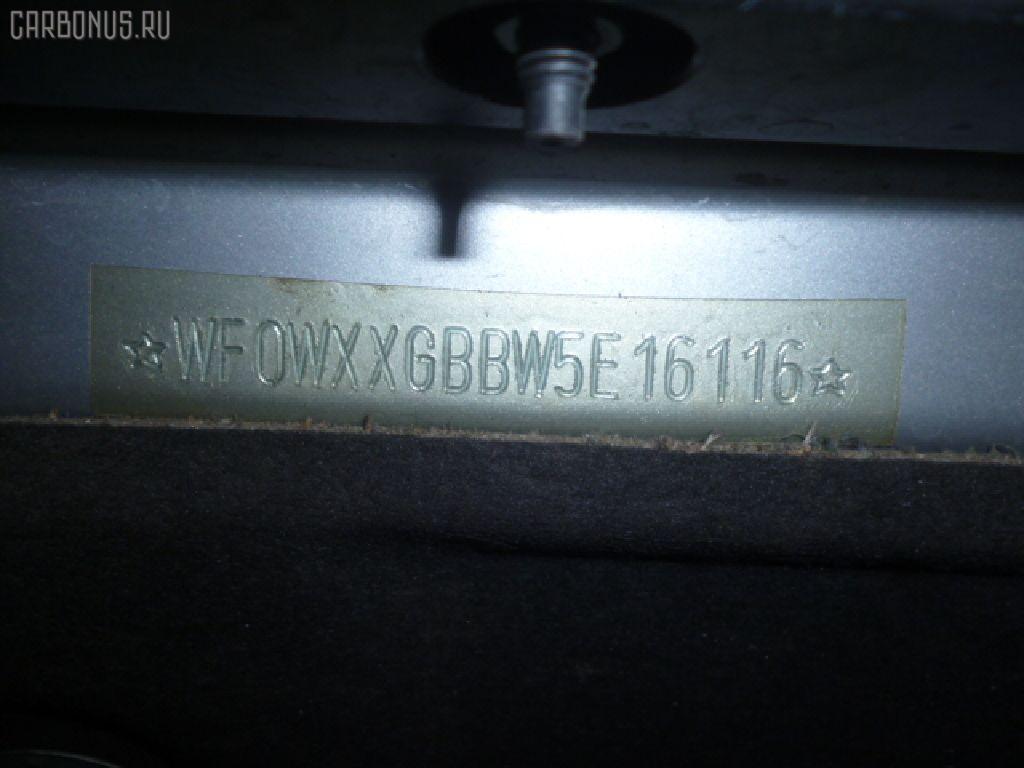 Планка задняя FORD MONDEO III WF0CJB Фото 3