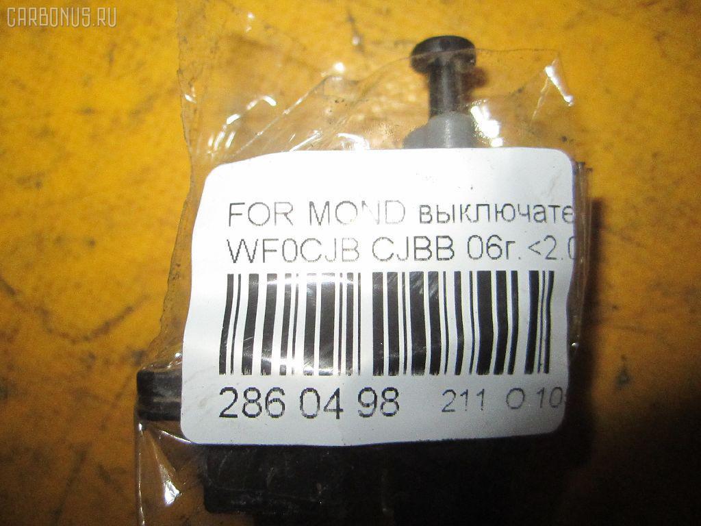 Датчик включения стоп-сигнала FORD MONDEO III WF0CJB CJBB Фото 9