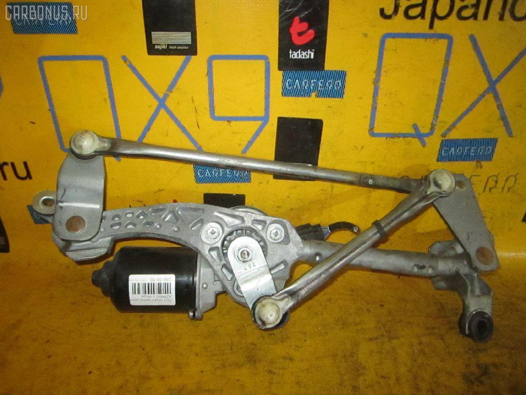 Мотор привода дворников TOYOTA NOAH AZR60G Фото 1