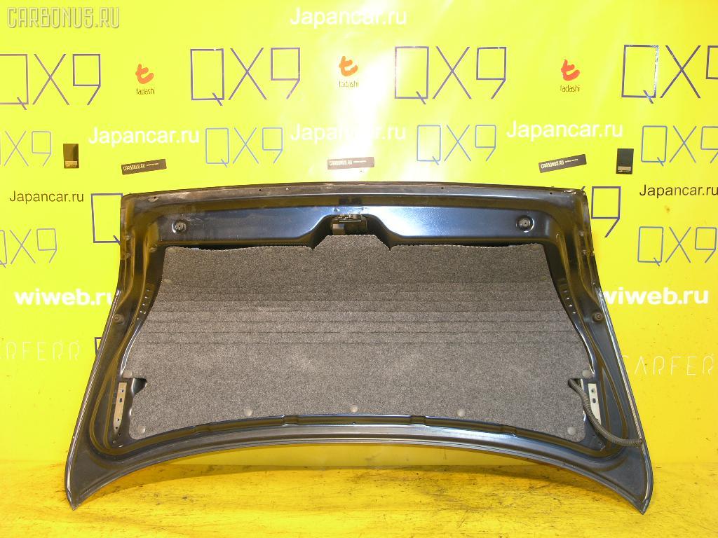Крышка багажника NISSAN CEFIRO A32. Фото 5