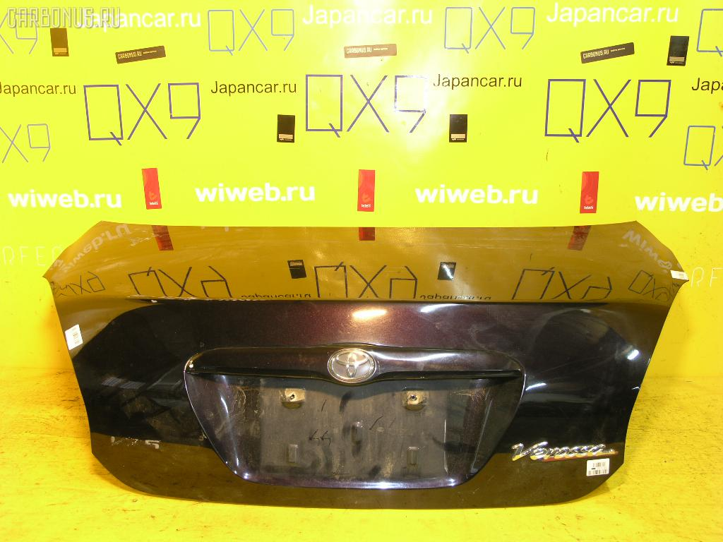 Крышка багажника TOYOTA VEROSSA JZX110 Фото 1