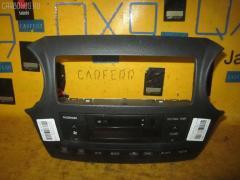 Блок управления климатконтроля Toyota Verossa JZX110 1JZ-FSE Фото 1