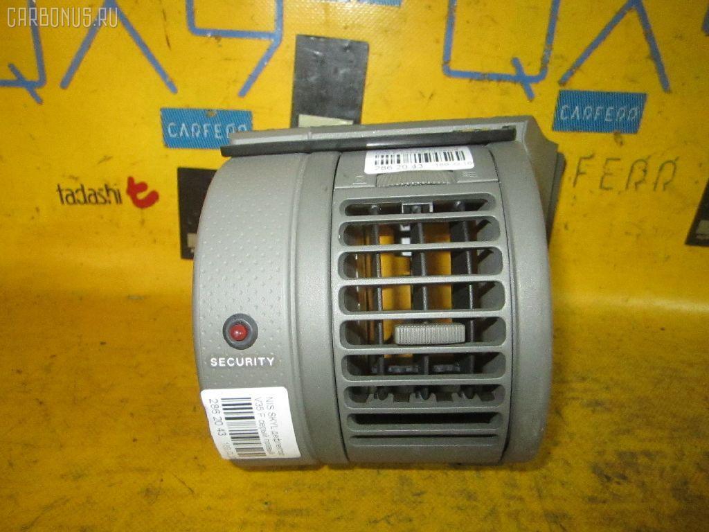 Дефлектор NISSAN SKYLINE V35 Фото 1