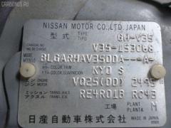 Дефлектор NISSAN SKYLINE V35 Фото 3