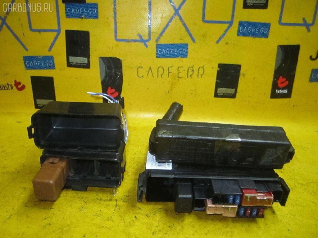 Блок предохранителей NISSAN SKYLINE V35 VQ25DD. Фото 1