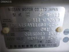 Выключатель концевой NISSAN WINGROAD WFY11 QG15DE Фото 2