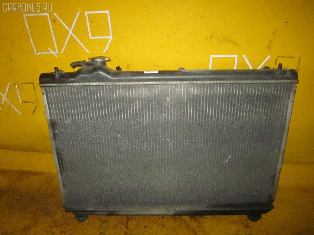 Радиатор ДВС TOYOTA HARRIER MCU10W 1MZ-FE. Фото 3
