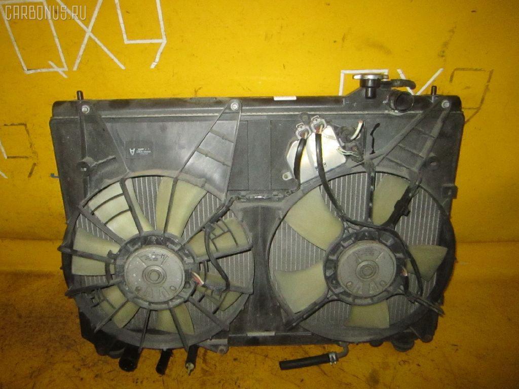 Радиатор ДВС TOYOTA HARRIER MCU10W 1MZ-FE. Фото 4