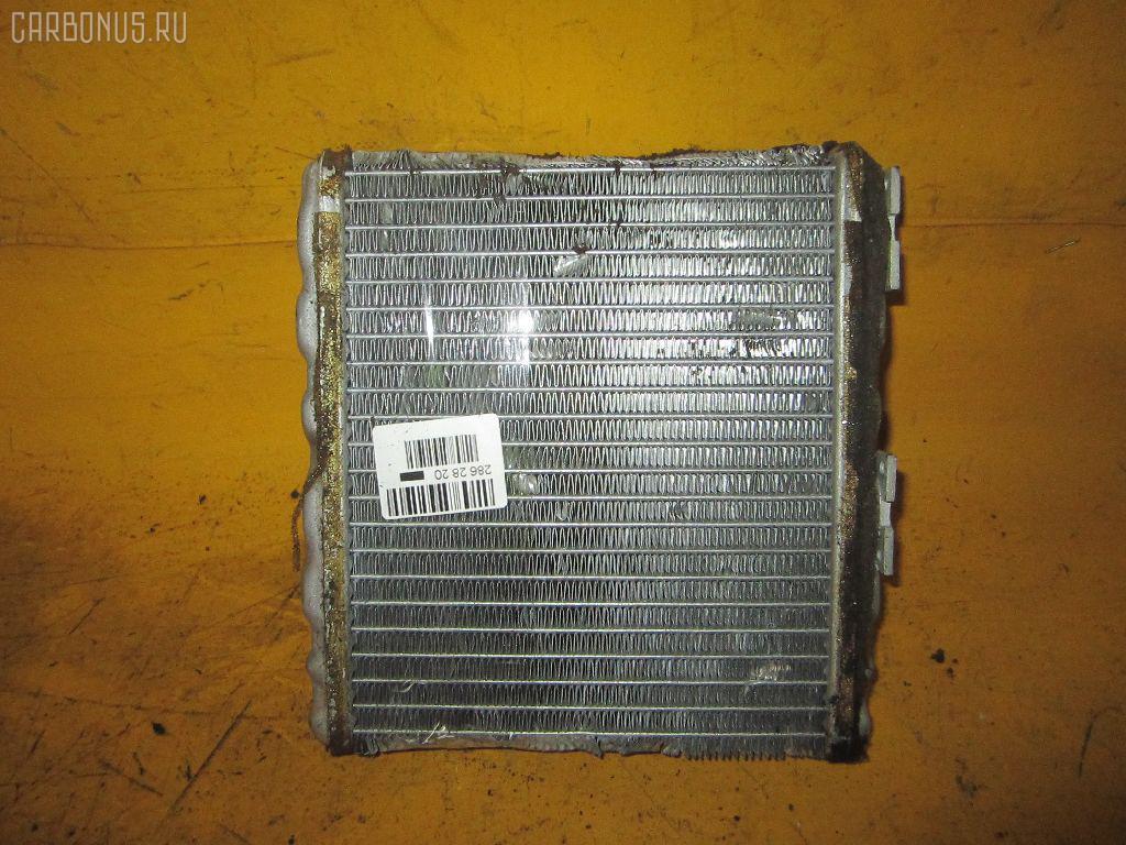Радиатор печки NISSAN PULSAR FN15 GA15DE. Фото 5