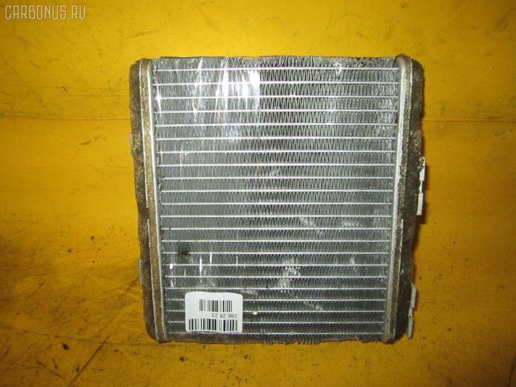 Радиатор печки NISSAN SUNNY FB14 GA15DE. Фото 2