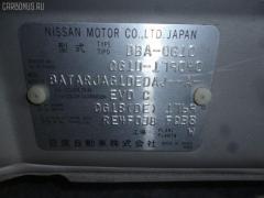 Выключатель концевой NISSAN BLUEBIRD SYLPHY QG10 QG18DE Фото 7