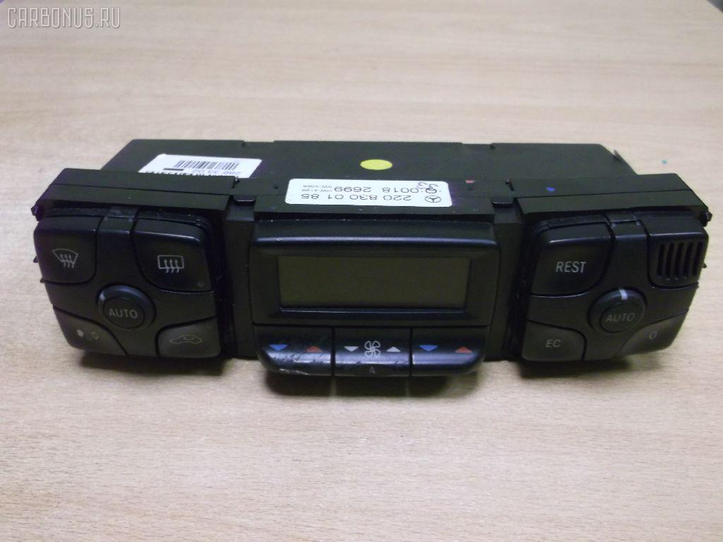 Блок управления климатконтроля MERCEDES-BENZ S-CLASS W220.175 113.960 Фото 8