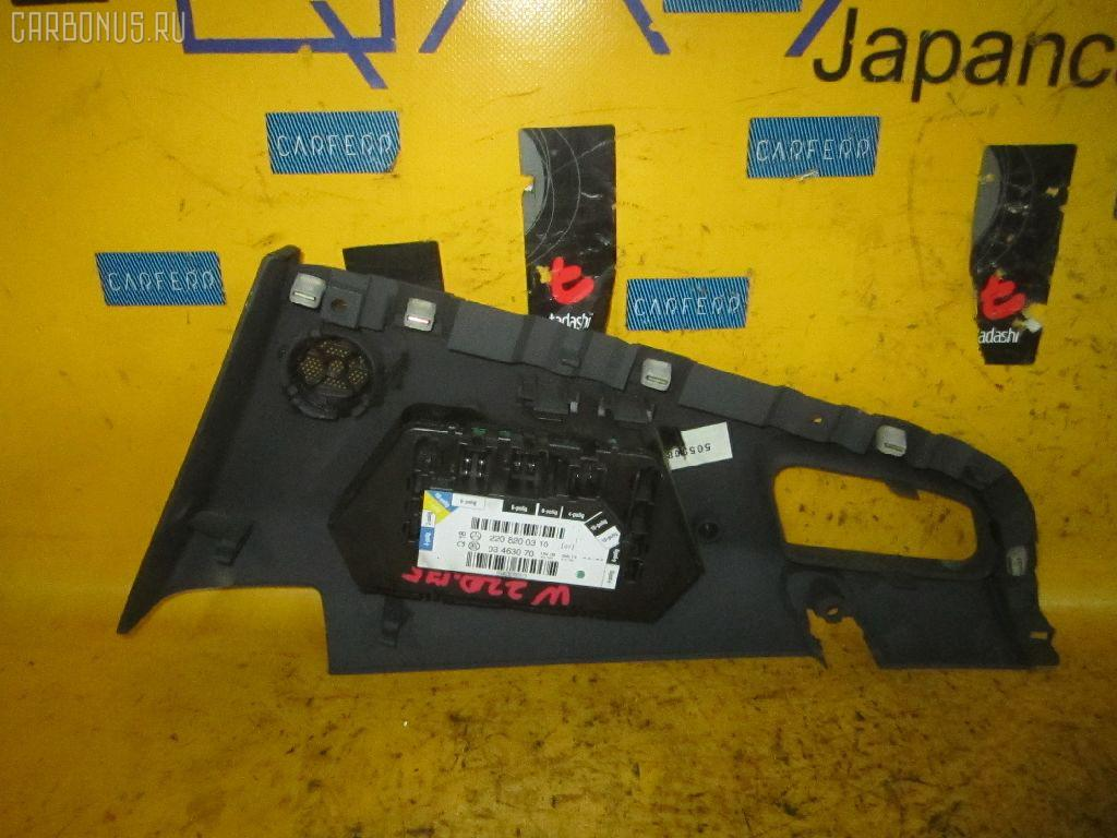 Переключатель регулировки сидения MERCEDES-BENZ S-CLASS W220.175 Фото 2
