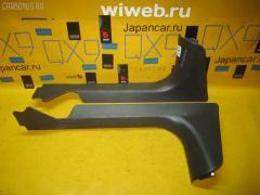 Накладка на порог салона MERCEDES-BENZ S-CLASS W220.175 Фото 1