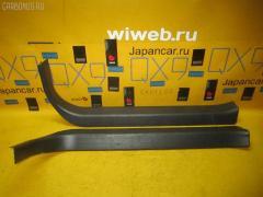 Накладка на порог салона Mercedes-benz S-class W220.175 Фото 4