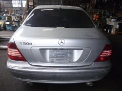 Защита двигателя Mercedes-benz S-class W220.175 113.960 Фото 3