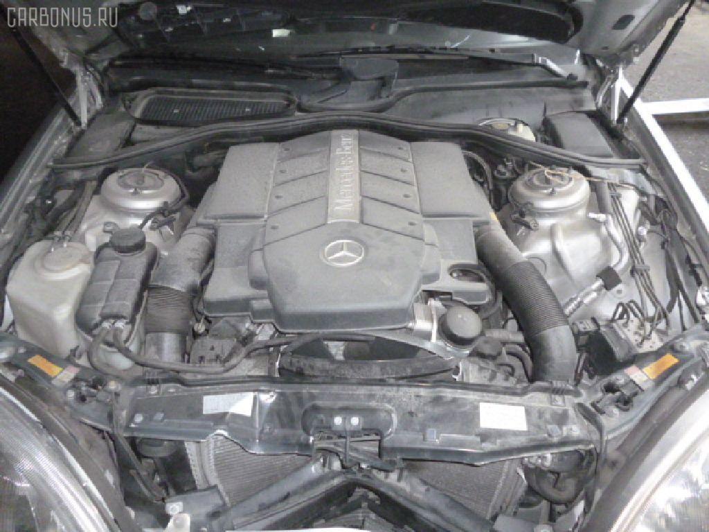 Защита двигателя MERCEDES-BENZ S-CLASS W220.175 113.960 Фото 2