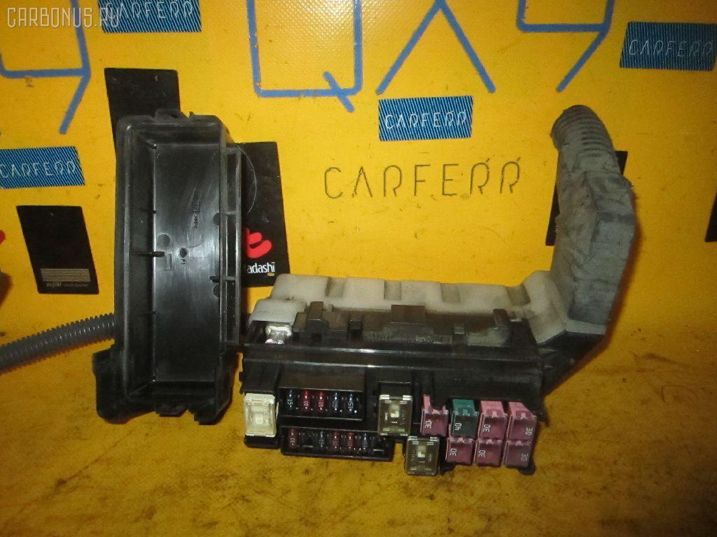 Блок предохранителей NISSAN X-TRAIL NT30 QR20DE. Фото 1