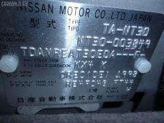 Автомагнитофон Nissan X-trail NT30 Фото 4
