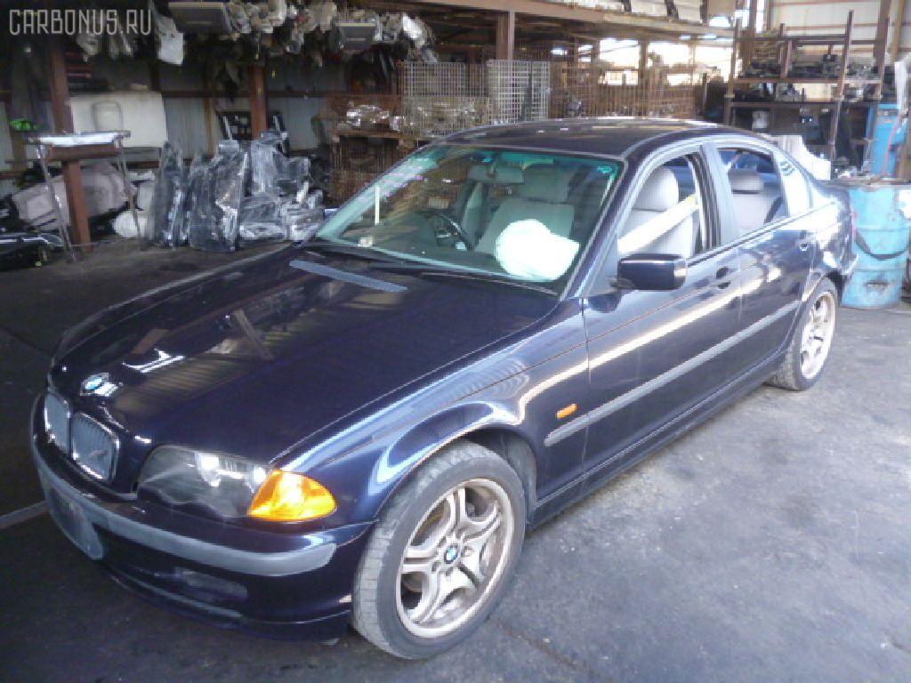 Патрубок BMW 3-SERIES E46-AL32 M43-194E1 Фото 4