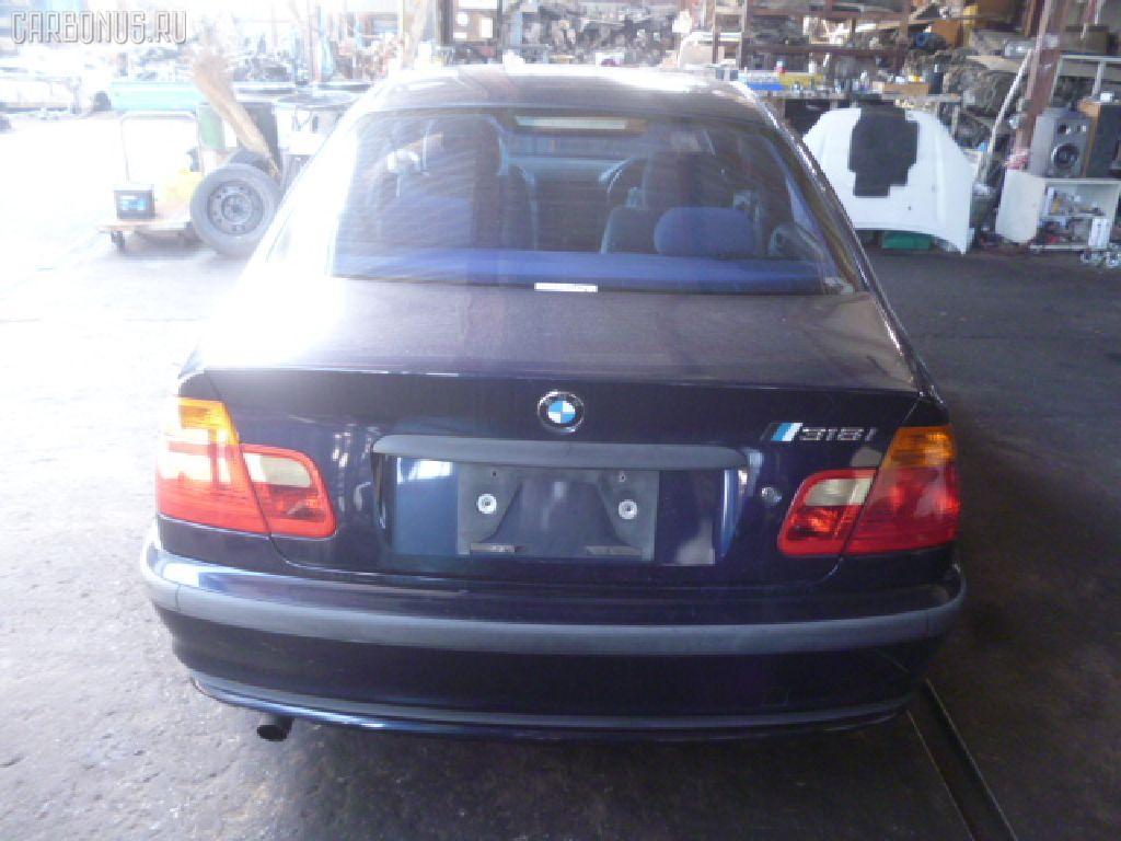 Патрубок BMW 3-SERIES E46-AL32 M43-194E1 Фото 5