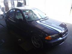 Радиатор кондиционера BMW 3-SERIES E46-AL32 M43-194E1 Фото 4