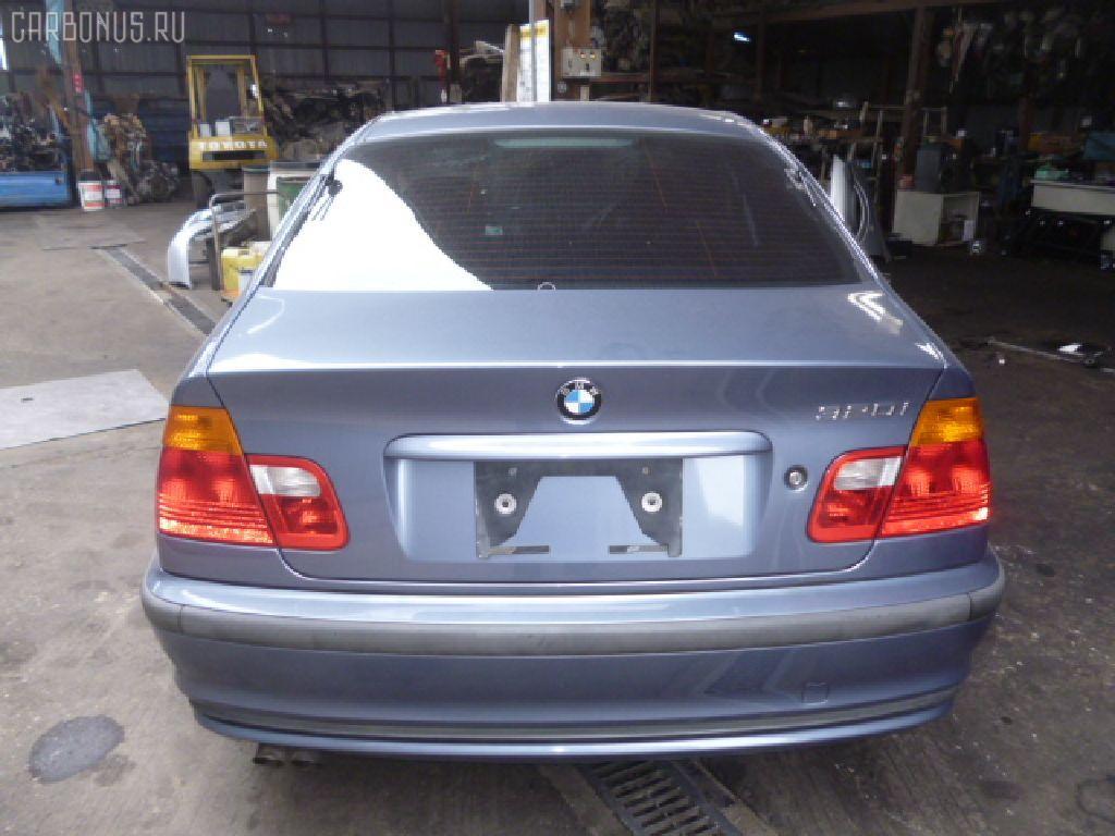 Замок крышки бензобака BMW 3-SERIES E46-AV12 Фото 5