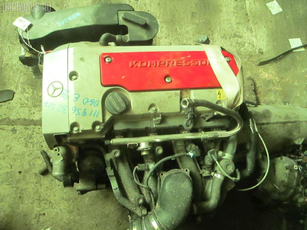 Двигатель MERCEDES-BENZ CLK-CLASS C208.344 111.956 Фото 9