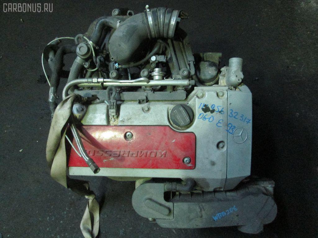 Двигатель MERCEDES-BENZ CLK-CLASS C208.344 111.956 Фото 1