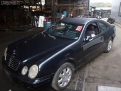 Молдинг стекла Mercedes-benz Clk-class C208.344 Фото 5