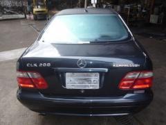 Молдинг стекла Mercedes-benz Clk-class C208.344 Фото 6