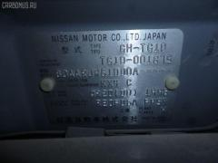 Патрубок радиатора ДВС NISSAN BLUEBIRD SYLPHY TG10 QR20DD Фото 2