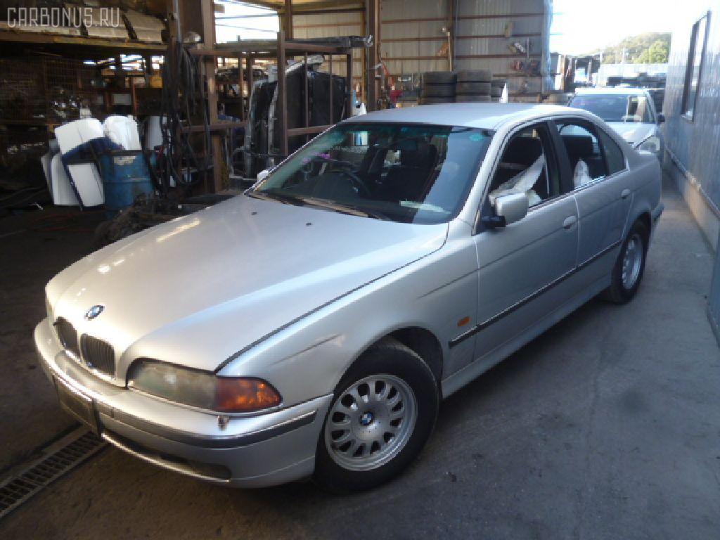 Обшивка багажника BMW 5-SERIES E39-DM42 Фото 5