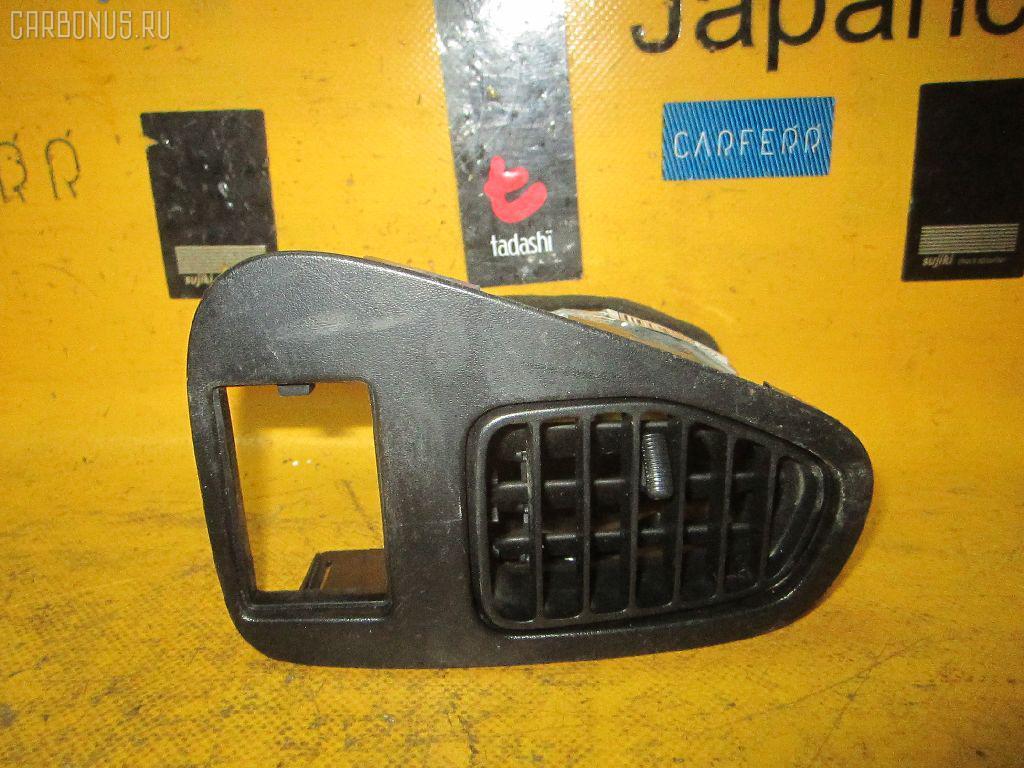 Дефлектор Nissan Terrano LR50 Фото 1