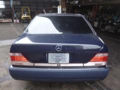 Решетка под лобовое стекло Mercedes-benz S-class W140.050 Фото 6