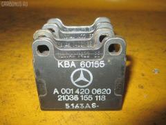 Тормозные колодки MERCEDES-BENZ S-CLASS W126.036 117.965 Фото 1