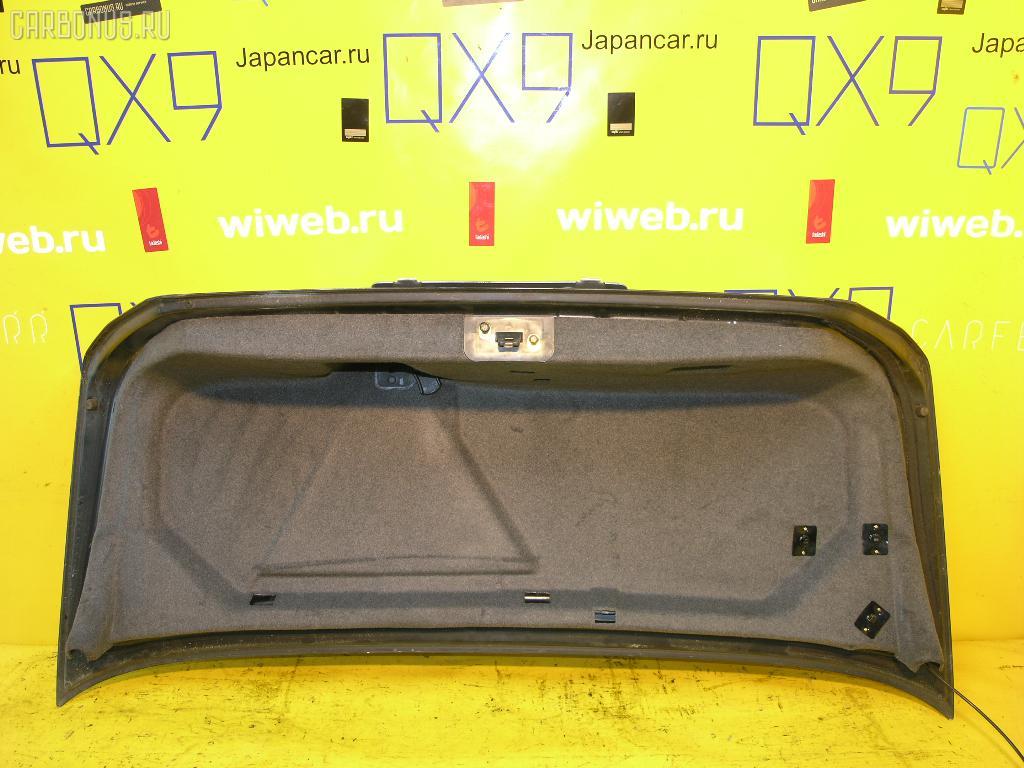 Крышка багажника MERCEDES-BENZ S-CLASS W140.050 Фото 1
