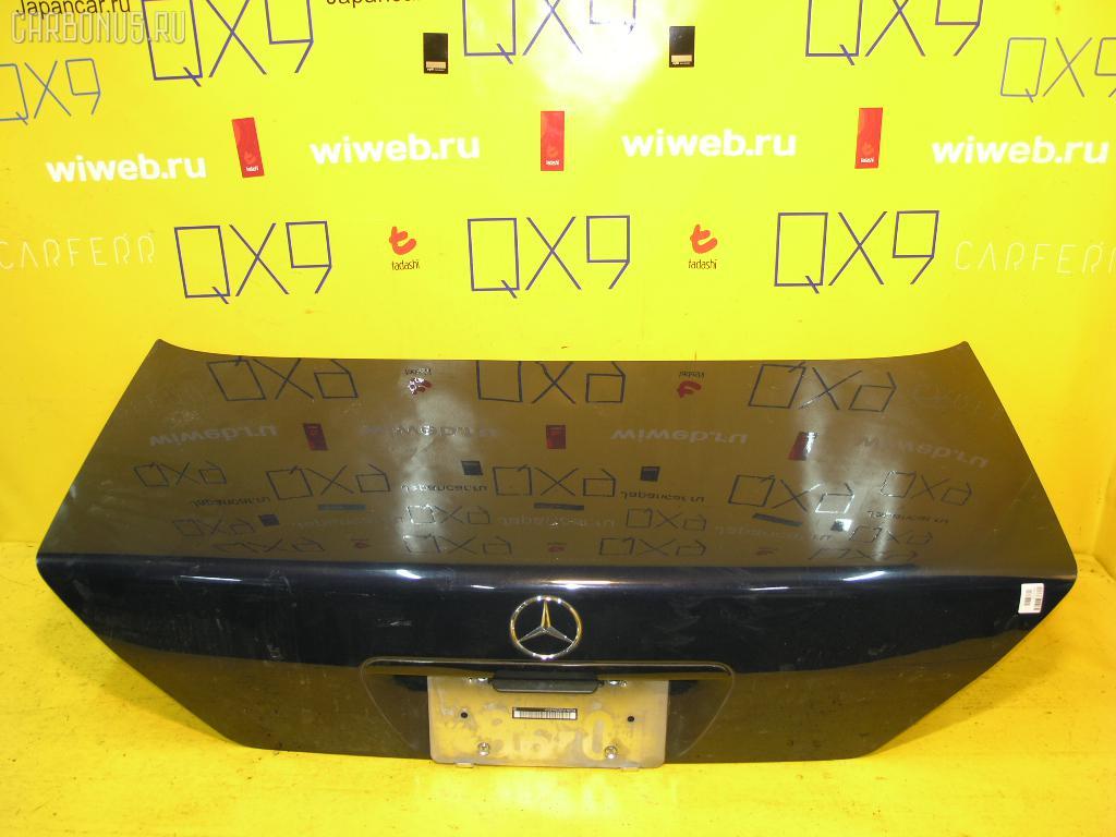 Крышка багажника MERCEDES-BENZ S-CLASS W140.050. Фото 4