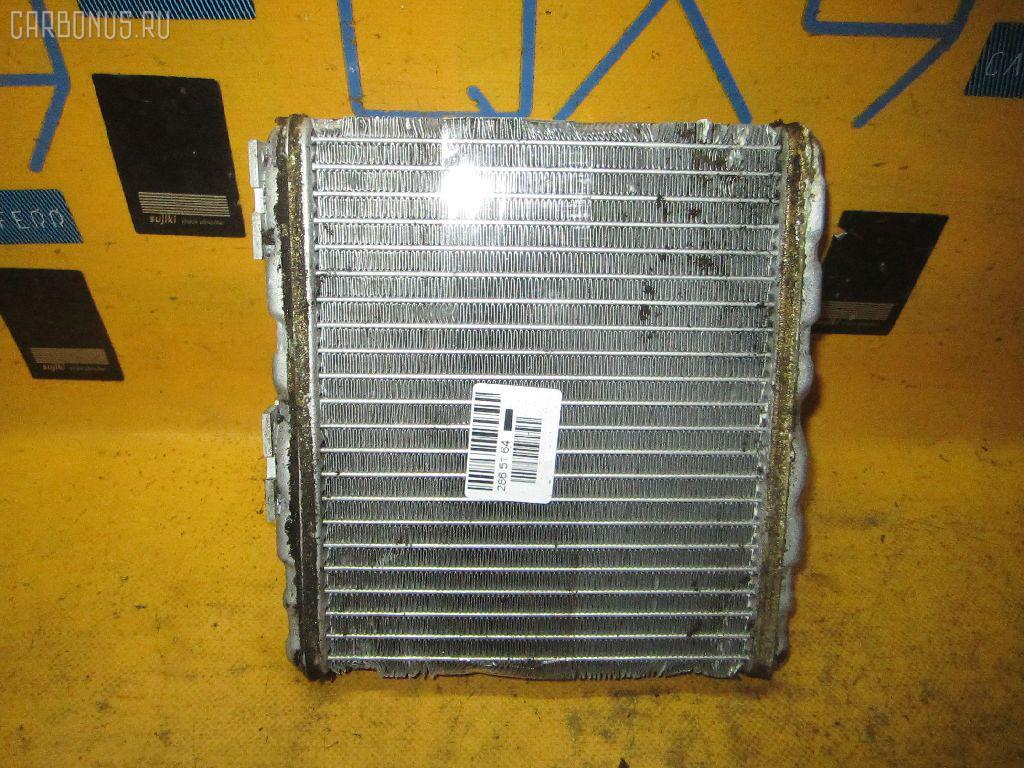 Радиатор печки NISSAN PULSAR FN15 GA15DE. Фото 8