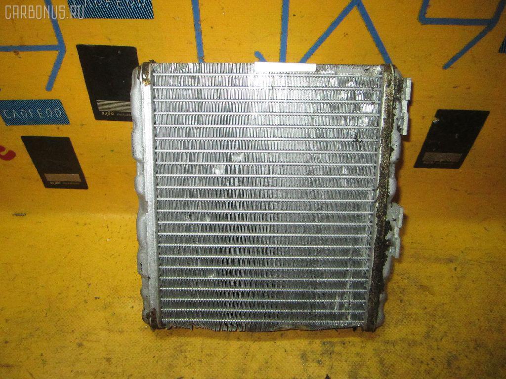 Радиатор печки NISSAN PULSAR FN15 GA15DE. Фото 9