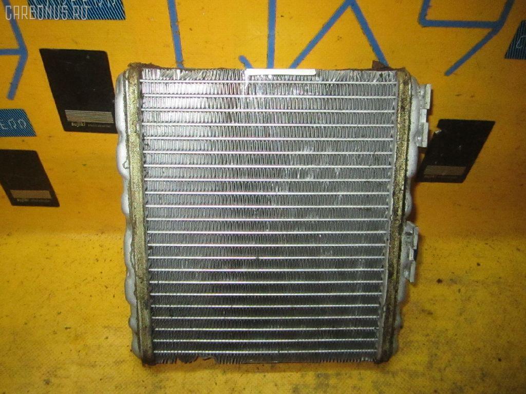 Радиатор печки NISSAN PULSAR FN15 GA15DE. Фото 10